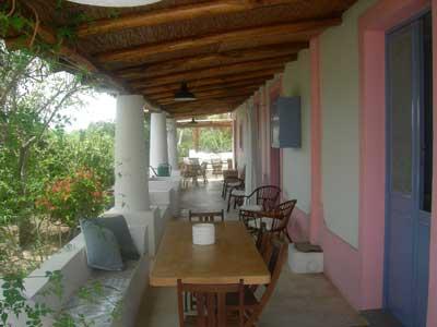 06 Guest house terrace 1