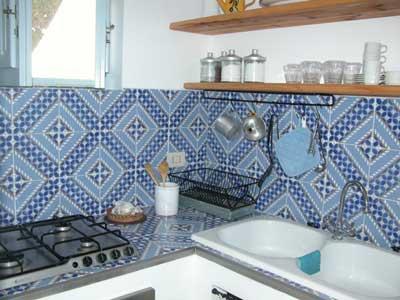 14 casa vacanze cucina